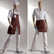 Buen Vestir Moda Corporativa Uniformes looks