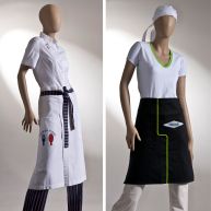 Buen Vestir Moda Corporativa Uniformes looks