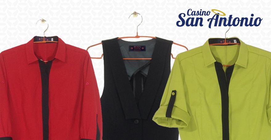 Casino, San Antonio, Buen Vestir, Buen Vestir Ltda, moda corporativa, dotación, uniformes, empresarial, administrativo, operarios