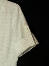 Camisa femenina. Manga 3/4 con charretera
