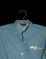 Camisa Masculina - cuello